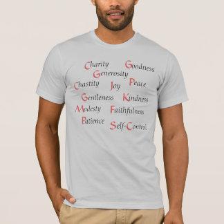 Camiseta Doze frutas