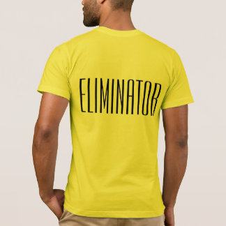 Camiseta Doze tribos: T-shirt do ELIMINADOR de Issachar