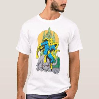 Camiseta Dr. Destino & torre invisível