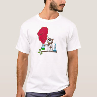 Camiseta Dr_. rer. nat. Owl