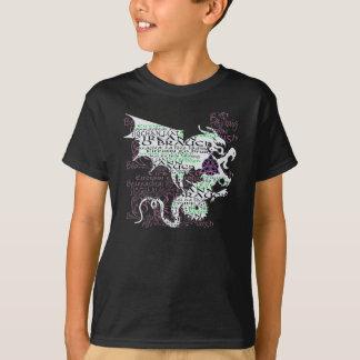 Camiseta Dragão celta
