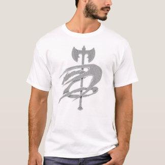 Camiseta Dragão com machado