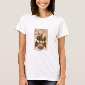 Camiseta Dragão da alquimia das mulheres