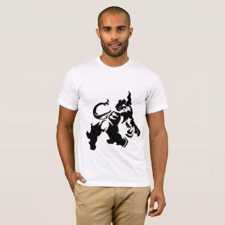 Camiseta Dragão da mancha de tinta
