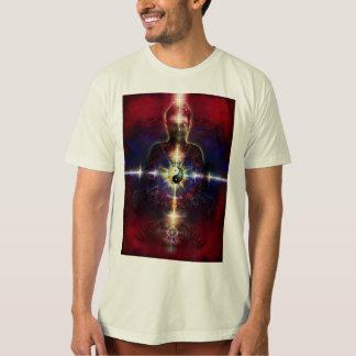 Camiseta Dragão de V064 BaGua Buddha