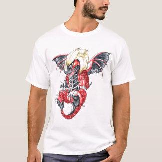 Camiseta Dragão do bebê