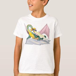 Camiseta Dragão do gelo (criança)