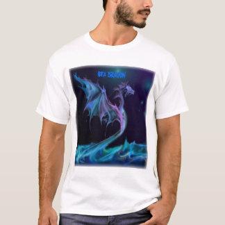 Camiseta dragão do mar