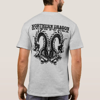 Camiseta Dragão do norte Kung Fu EUA