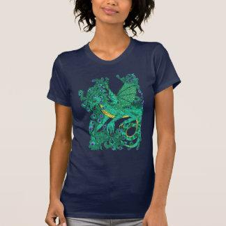 Camiseta Dragão do pavão