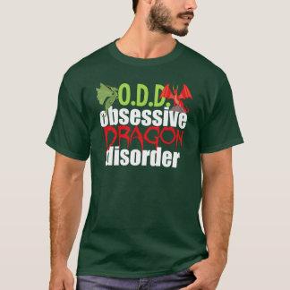 Camiseta Dragão engraçado