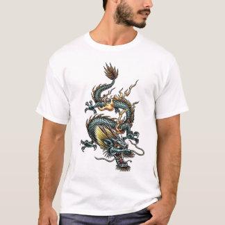 Camiseta Dragão estilizado 07