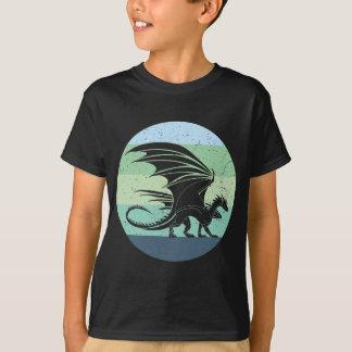 Camiseta Dragão - Galês retro