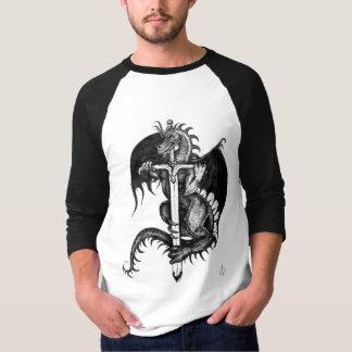 Camiseta Dragão incondicional
