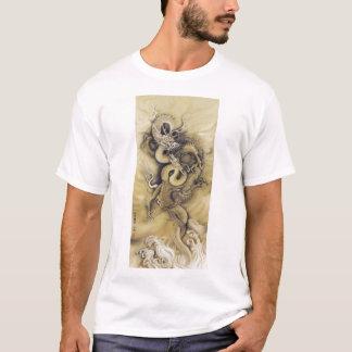 Camiseta Dragão japonês