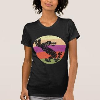 Camiseta Dragão - retro peruano