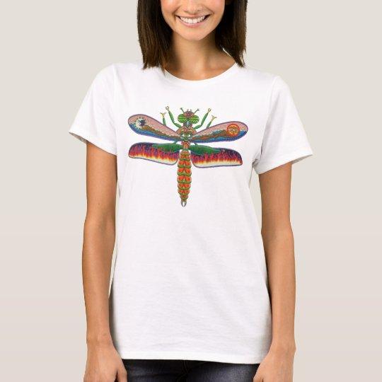 Camiseta Dragonfly/Libélula Psycho