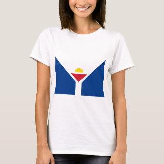 Camiseta Drapeau de St Martin - bandeira de St Martin