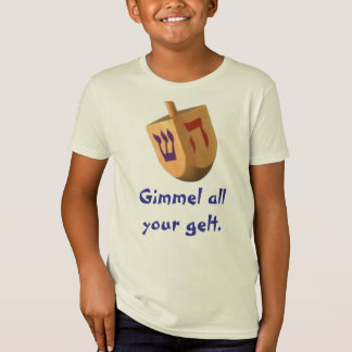 Camiseta Dreidel