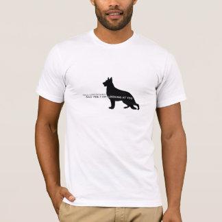 Camiseta Droga Detecton GSD K9 que olha O!