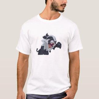 Camiseta Druid feroz do gato