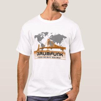 Camiseta Drumfunk