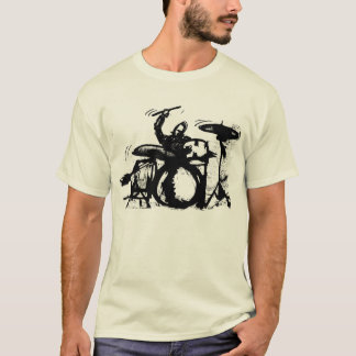 Camiseta Drums