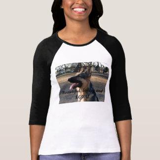 Camiseta DSC00332, german shepherd DogBeautiful, amando…
