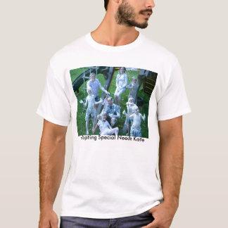 Camiseta DSC00839, adotando necessidades especiais Kate
