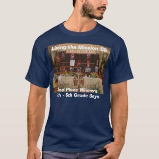 Camiseta DSC00965, òs vencedores do lugar, 4o - 6a