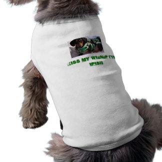 Camiseta DSC_0833, beijam meu irlandês de I'ts do Wiener