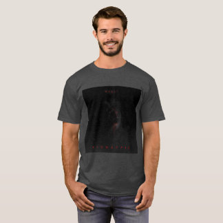 Camiseta Duals o design sequestrado do álbum