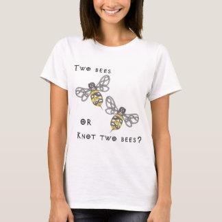 Camiseta Duas abelhas
