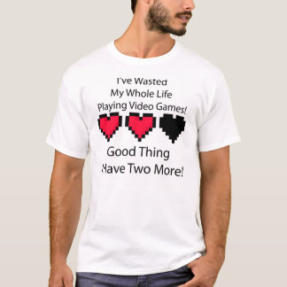 Camiseta Duas vidas deixadas