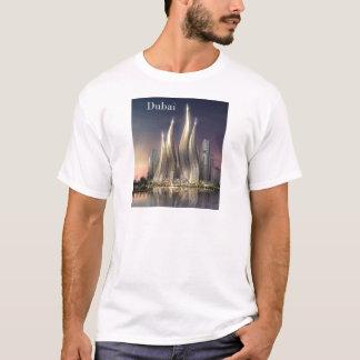 Camiseta Dubai eleva-se (por St.K)