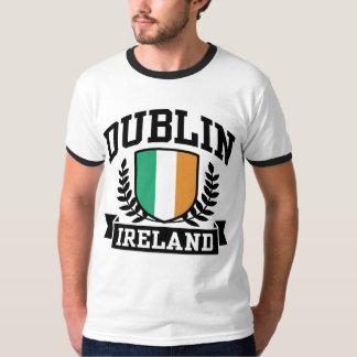 Camiseta Dublin
