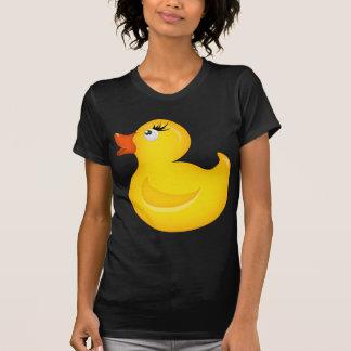 Camiseta Duckies de borracha amarelo
