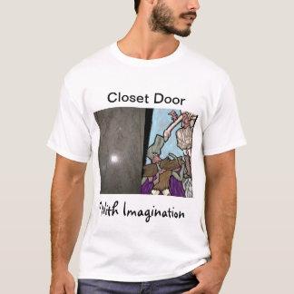 Camiseta Duckman da porta de armário