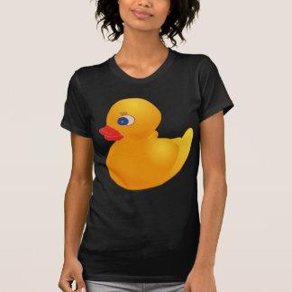 Camiseta Ducky de borracha amarelo