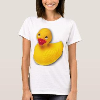 Camiseta Ducky de borracha personalizam