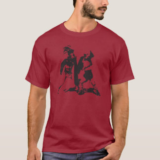 Camiseta Duelo dos gladiadores