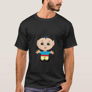 Camiseta duende bonito
