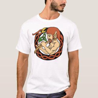 Camiseta Duende de Knotwork