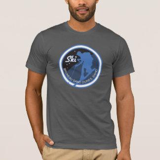 Camiseta Dunas de areia de Bruneau do esqui