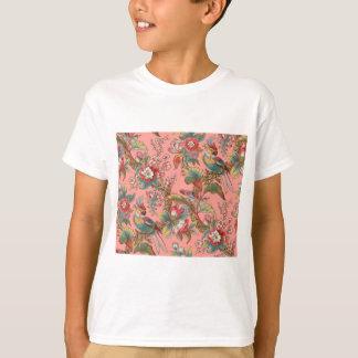 Camiseta Duquesa do ~ do papagaio de Edwardian