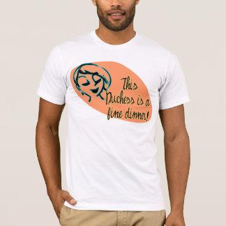 Camiseta Duquesa pequena