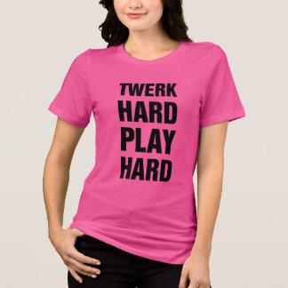 Camiseta Duro de Twerk