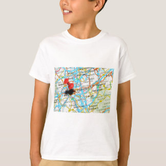 Camiseta Düsseldorf, Alemanha