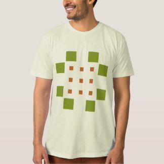 Camiseta Dylo/t-shirt orgânico macio super dos homens,
