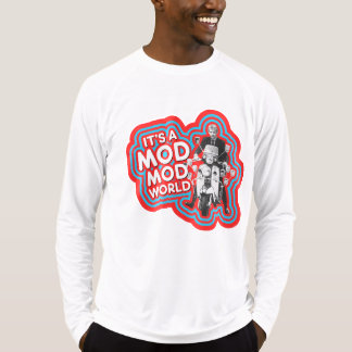 Camiseta É a modificação de A, modificação, MUNDO